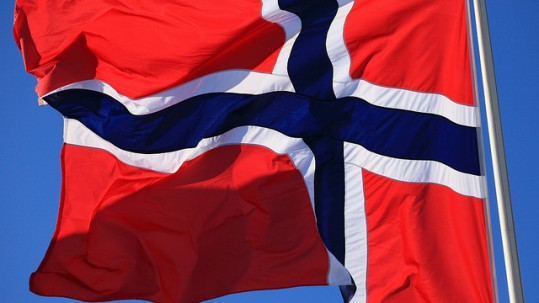 norwegia-flaga